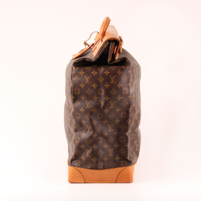 bolsa de viaje louis vuitton steamer monogram