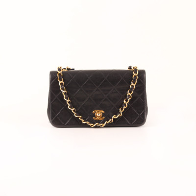 Vintage Timeless Flap Bag