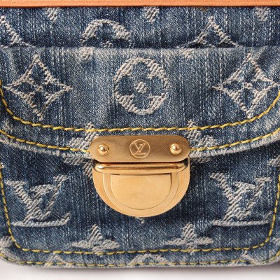Néo Speedy Denim Monogram
