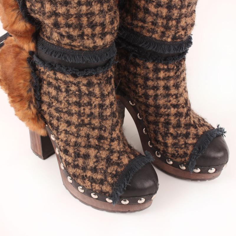 Furry Tweed