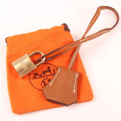 Herm¨¨s Birkin Bag 35 Togo Gold I CBL Bags
