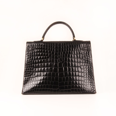 Kelly 35 Croco