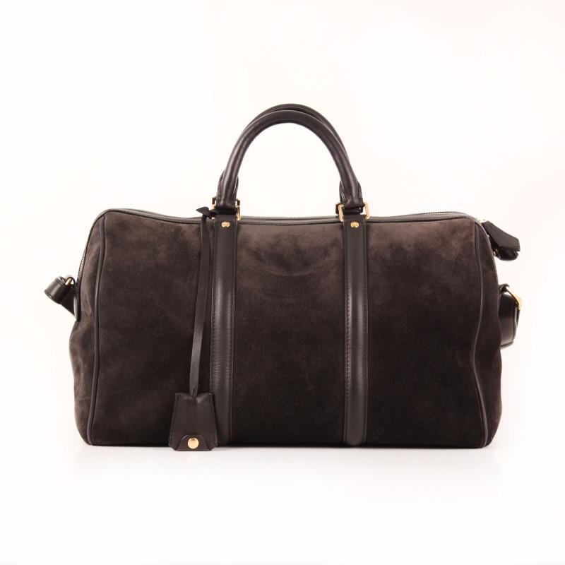 Louis Vuitton Sofia Coppola Bag MM Suede Asphalt I CBL Bags