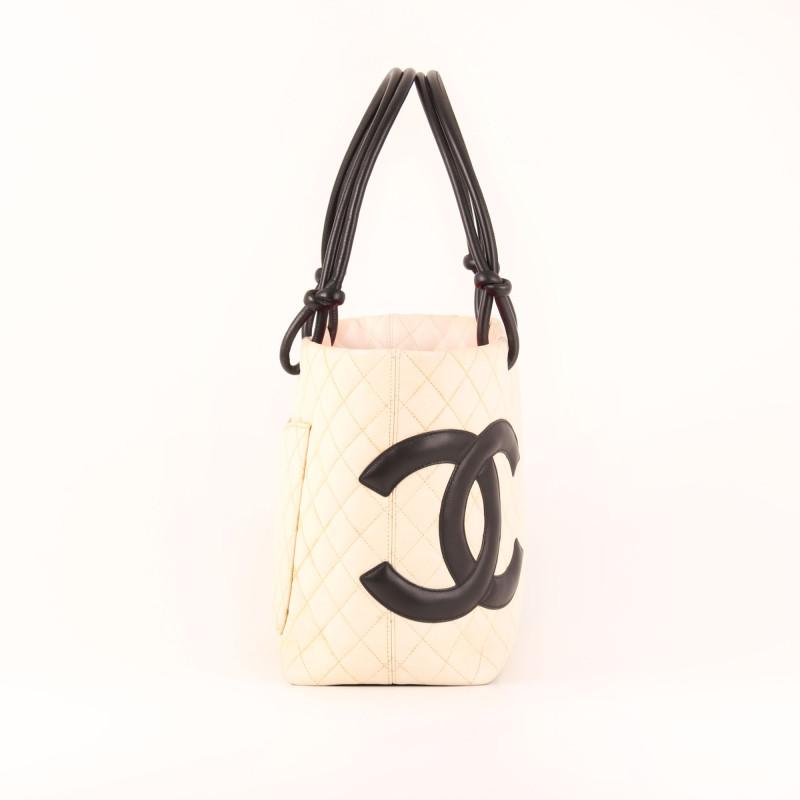 CC Logo Cambon Shopping Tote