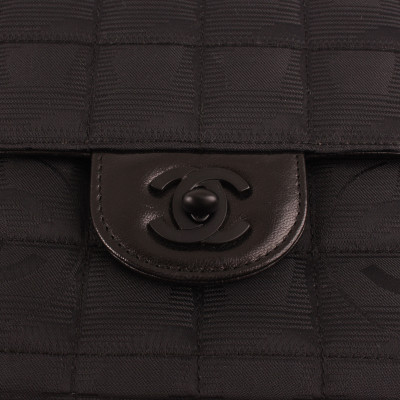 Travel Line East West Flap Black