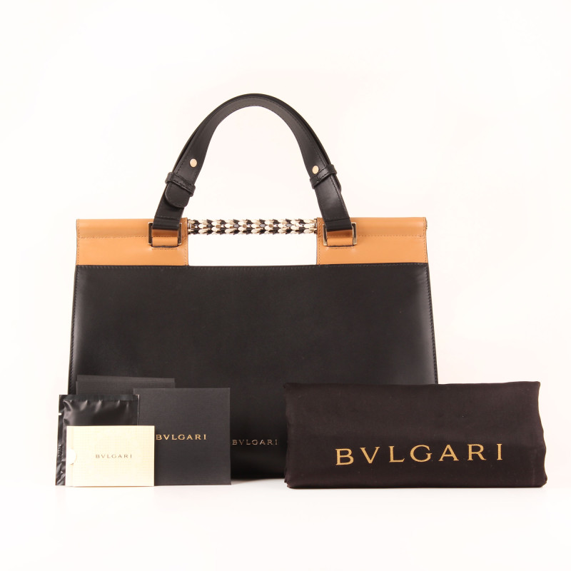 Bulgari Serpenti Scaglie Day Bag