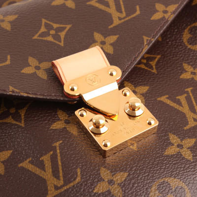 Louis Vuitton Métis Lona Monogram