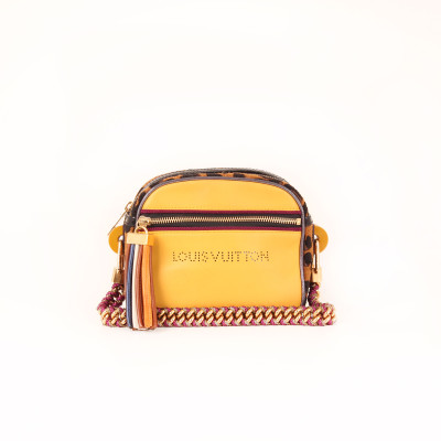 Flight Bag Savane Yellow