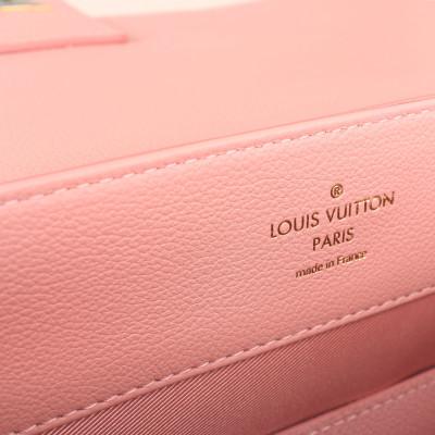 Louis Vuitton Lockme Piel y Pitón MM
