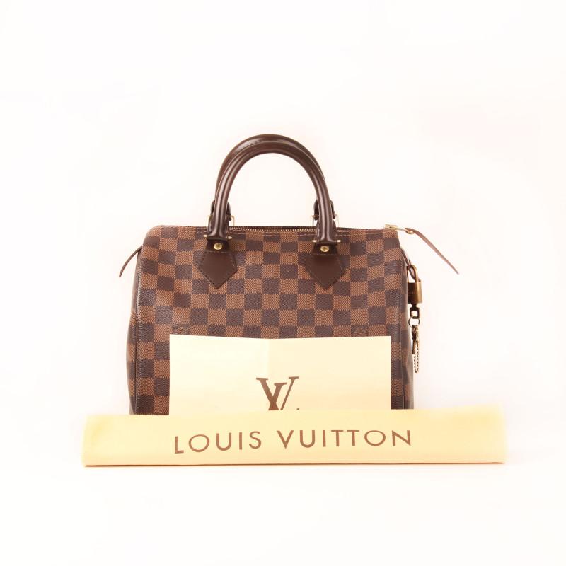 Louis Vuitton Speedy Damier Ebène