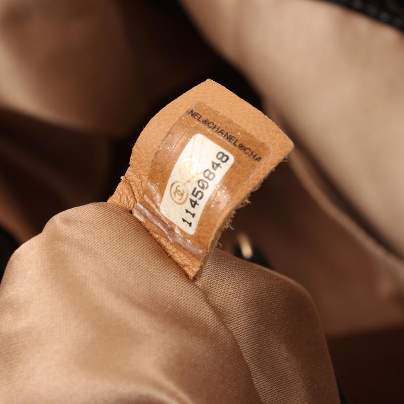 Large Patent Leather Shoulder Bag
