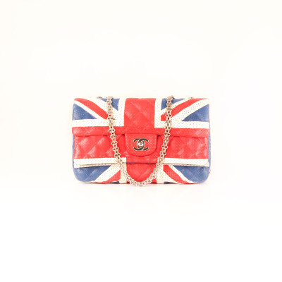 Double Flap Union Jack Flag