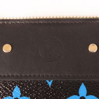 Zippy Limited Blue/Black Monogram