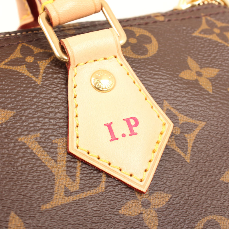 5c1e3916a Bolso Louis Vuitton Personalizado Iniciales | The Art of Mike Mignola