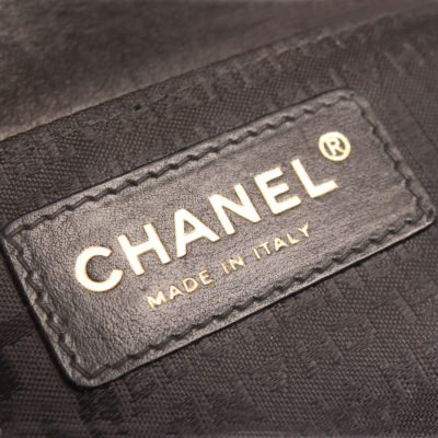 Chanel Navy Blue Chocolate Bar Mini Crossbody