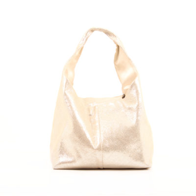 Metallic Mini Hobo