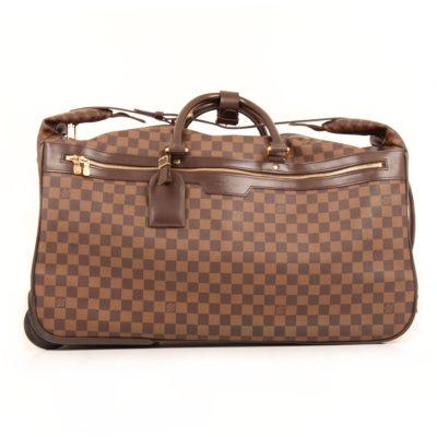 Eole Damier Ébène Rolling Luggage