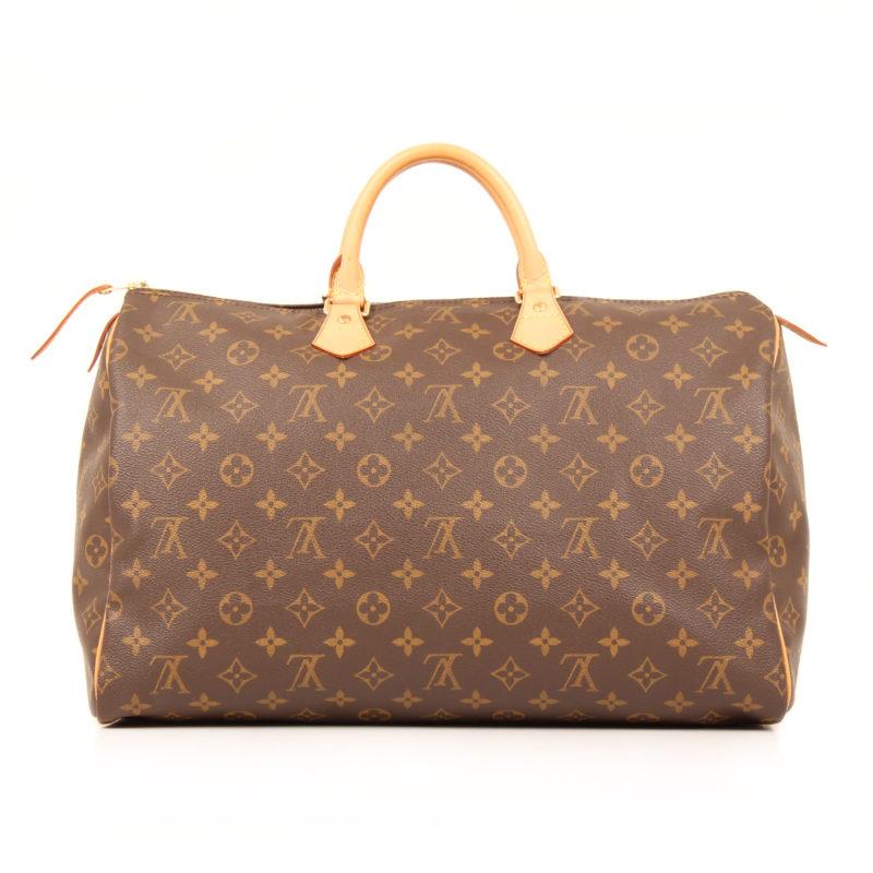 c8842e575892f Bolso Louis Vuitton Speedy 40 Monogram I CBL Bags